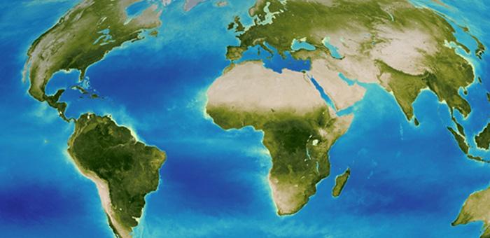 全球二氧化碳循环可视化模型诞生