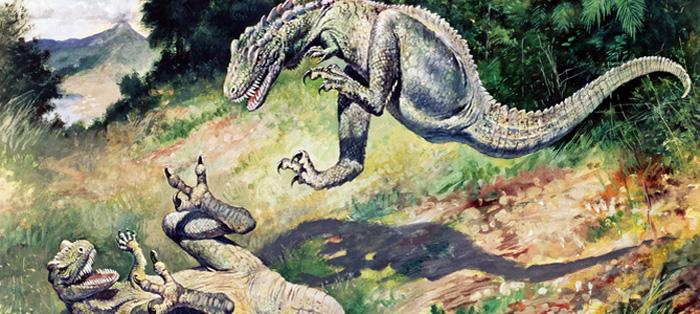 除了恐龙,侏罗纪世界还有什么?
