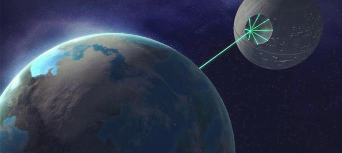 """日本成功研制出堪比""""死亡之星""""的激光设备"""