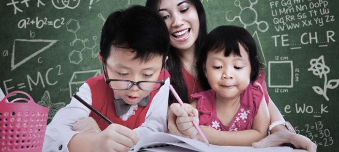 亚洲孩子为什么数学成绩好?